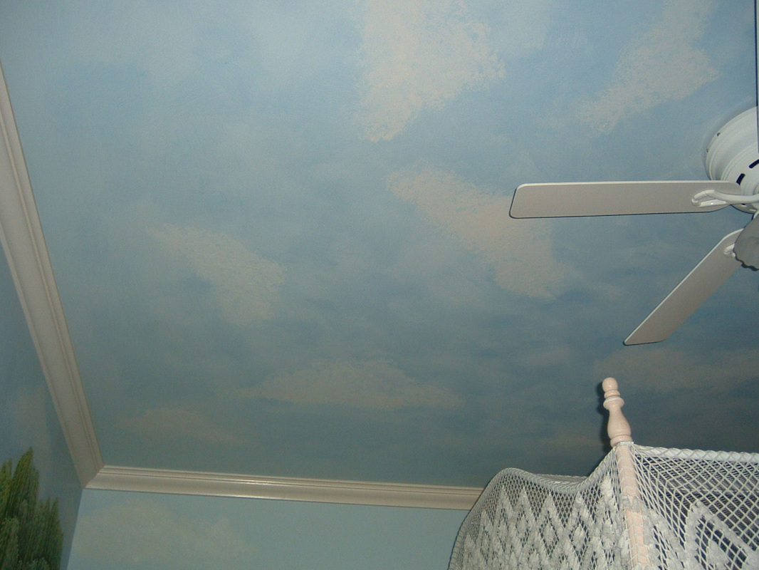 Faux Finishes - Painting by Woman's Touch, LLC